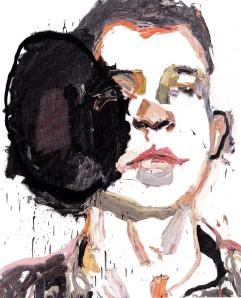 Ben Quilty - Trooper Luke Korman After Afghanistan