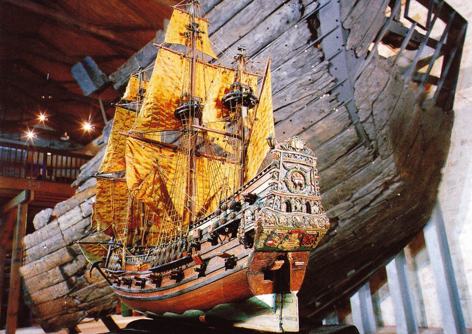 Batavia Ship Model - Fremantle Museum