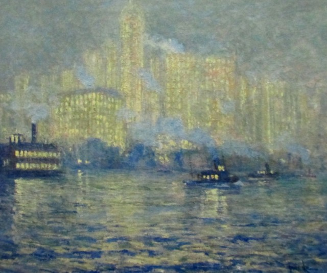jonas lie - manhattan