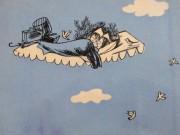 Raymond Peynet | The Lover's Bedside Book