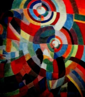 Sonia Delaunay - electric prisms