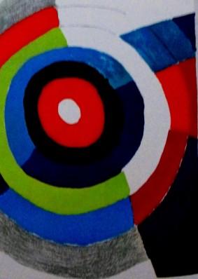 Sonia Delaunay - la cible