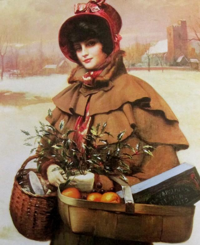 harold piffard - christmas shopping