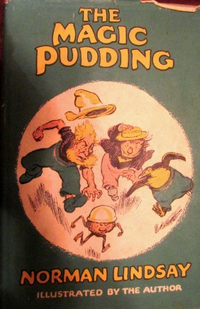 Norman Lindsay - The Magic Pudding