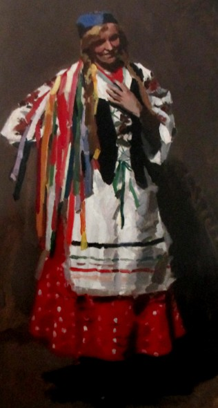 Max Meldrum - Madame de Tarazynska