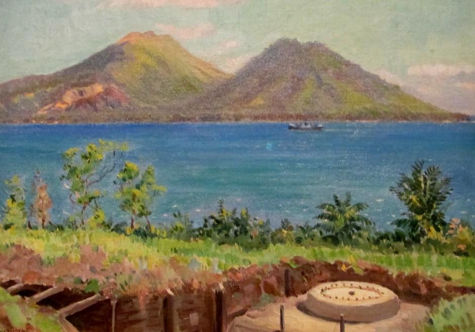 Charles Bryant- Rabaul