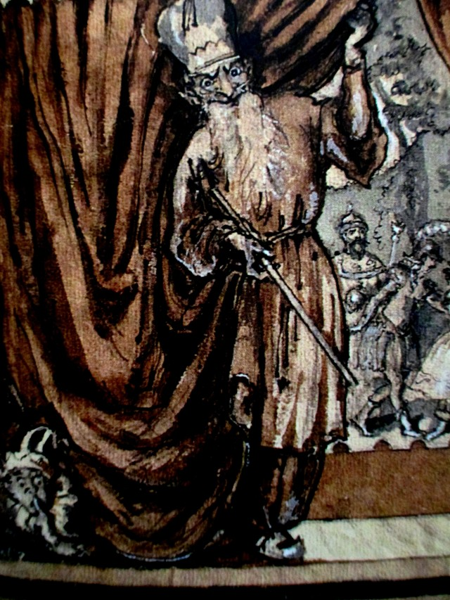 alexandre benois - serge diaghelev