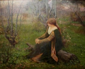 Frederick McCubbin - autumn memories