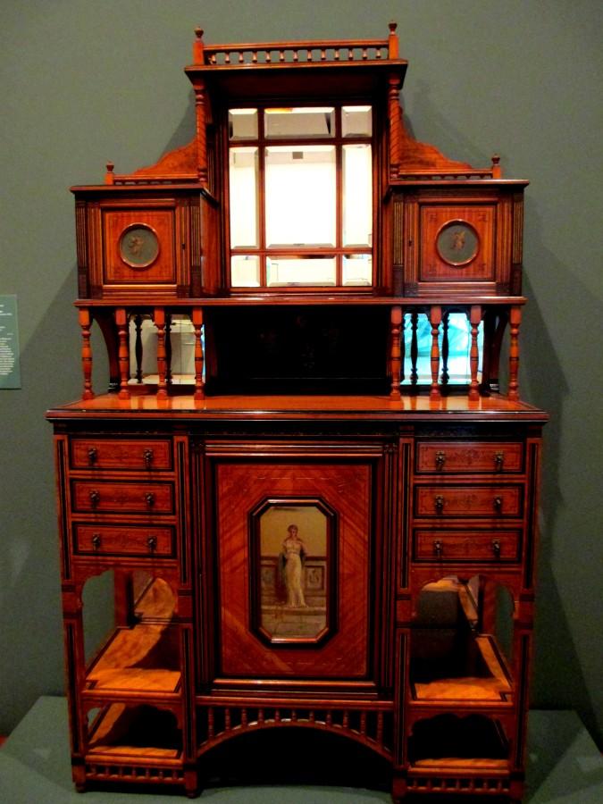 John Mather cabinet