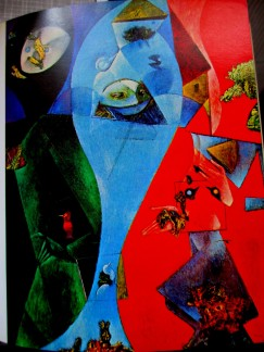 Max Ernst - Highway to Heaven