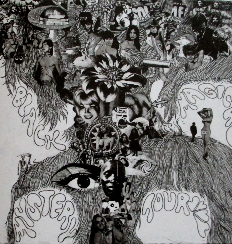 Ito Keiji - black magical mystery tour