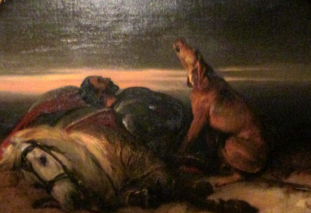 edwin-landseer-the-faithfull-hound
