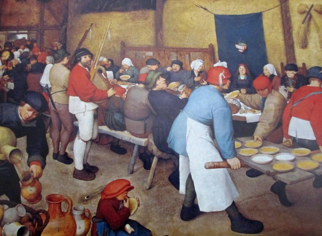 pieter-brueghel-elder-country-wedding-1568-kunst-mus-vienna