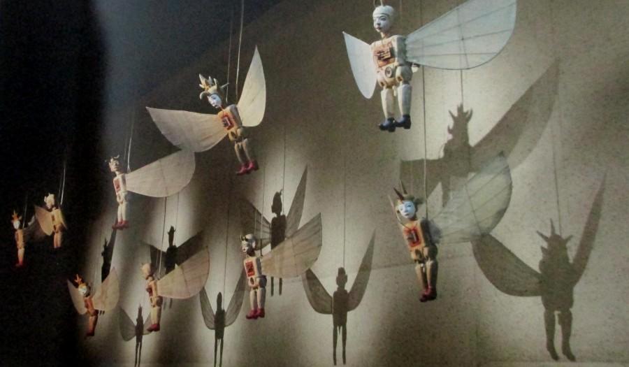 Heri Dono - Flying Angels