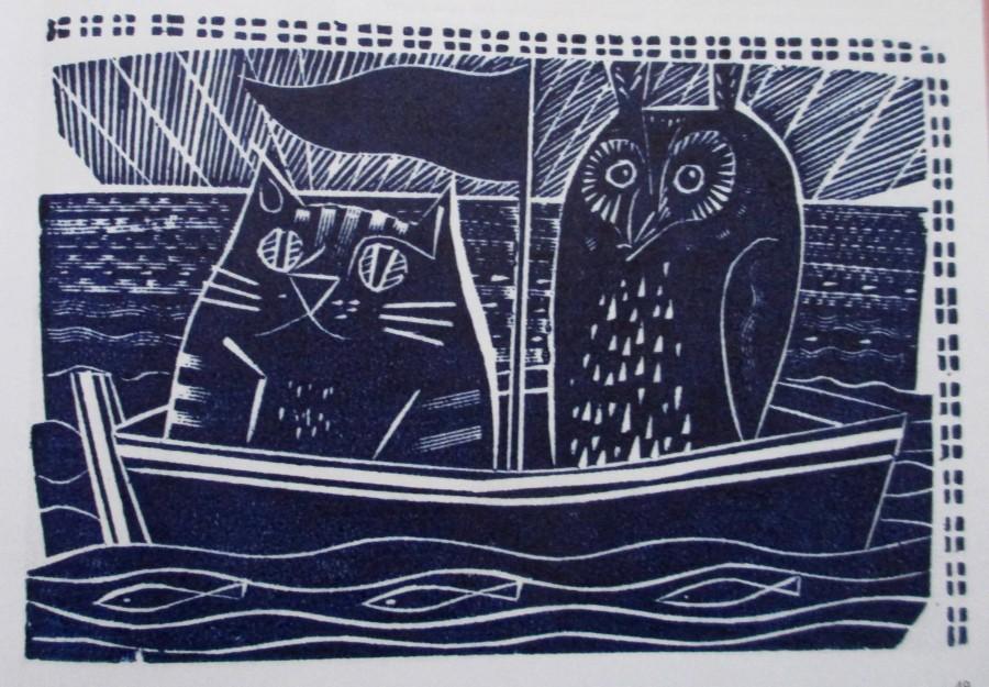Jonathan Gibbs -The Owl & the Pussycat