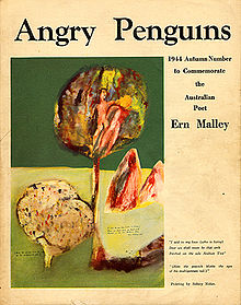 The Angry Penguins Ern Malley Cover