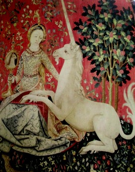 The Lady and the Unicorn Tapestry