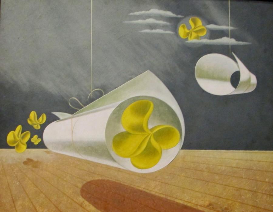 Eric Thake, Australian artist, art, is it art?