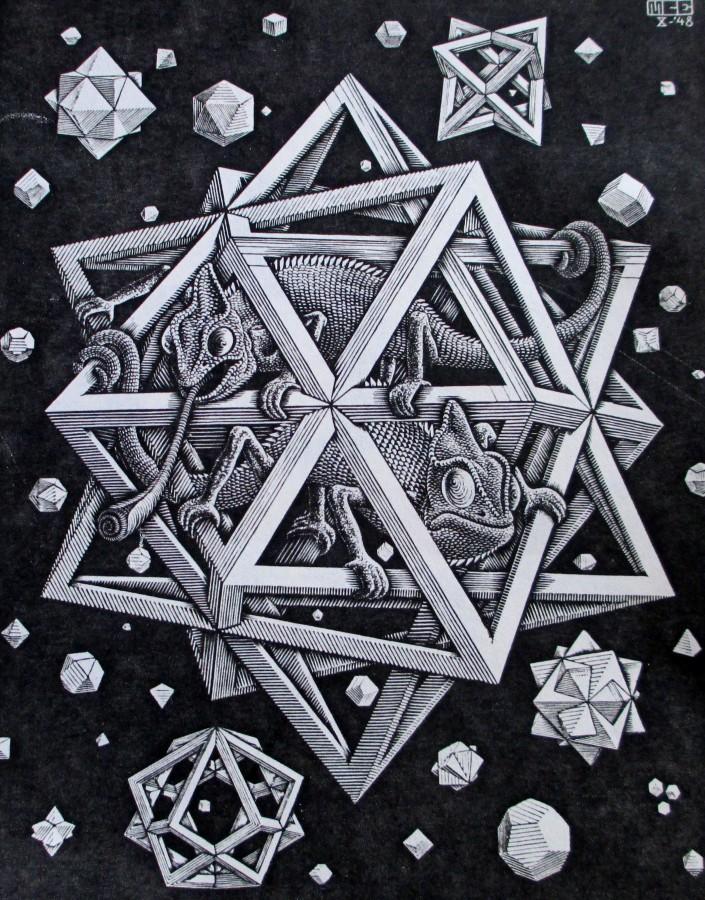 M.C. (Maurits) Escher, is it art?