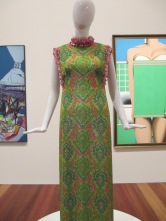Eve Ogilve, Evening Jumpsuit and Tabard by Lucas (1967), National Gallery of Victoria (Full Front), is it art?