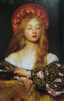Frank Cadogan Cowper - Vanity 1907, is it art?