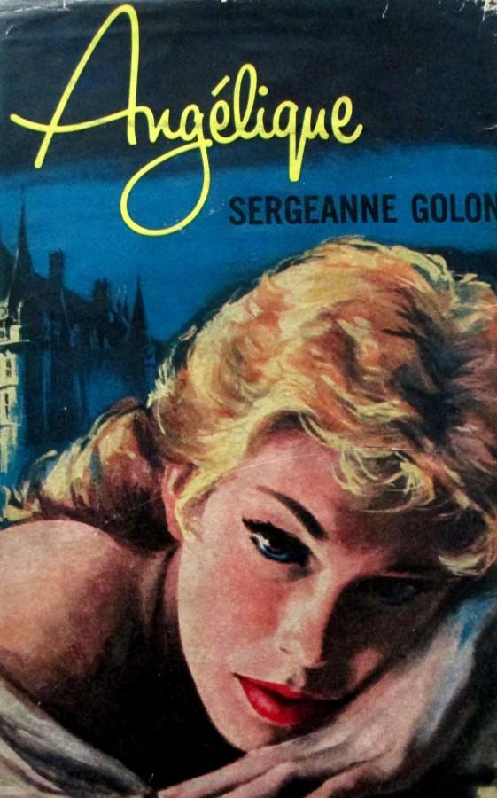 Gabriel Fratini - Angelique, Sergeanne Golon, illustrators, cover art, is it art?