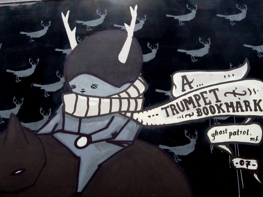 Ghostpatrol, street artist, street art, is it art?
