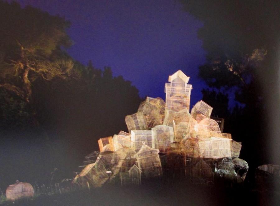 Greer Honeywill - Architecutre of the Heart #2, installations, art, sculpture, is it art?
