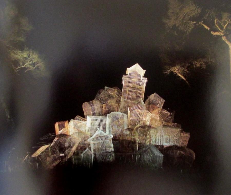 Greer Honeywill - Architecutre of the Heart #3, installation, sculptures, art, is it art?