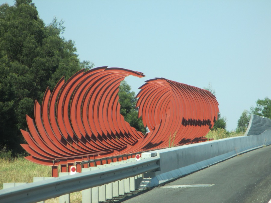 Peninsula Link Freeway Sculpture