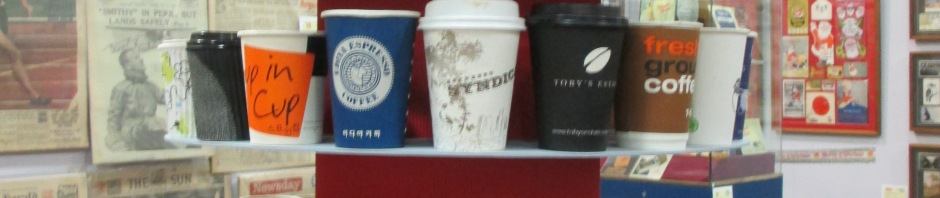 Paper Cup Collection