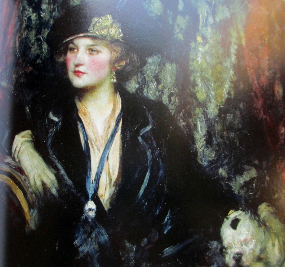 James Jebusa Shannon - Black & Silver, artworks, is it art?