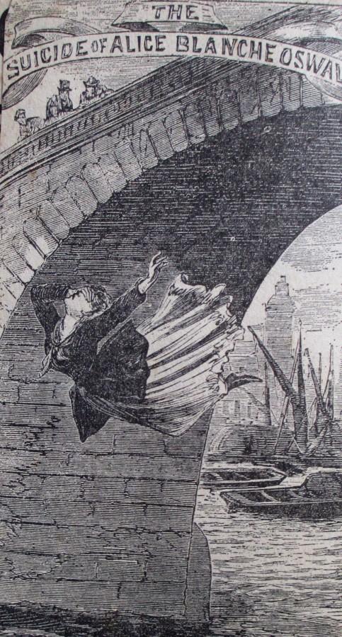 Leonard de Vries - Suicide of Alice Blanche Oswald