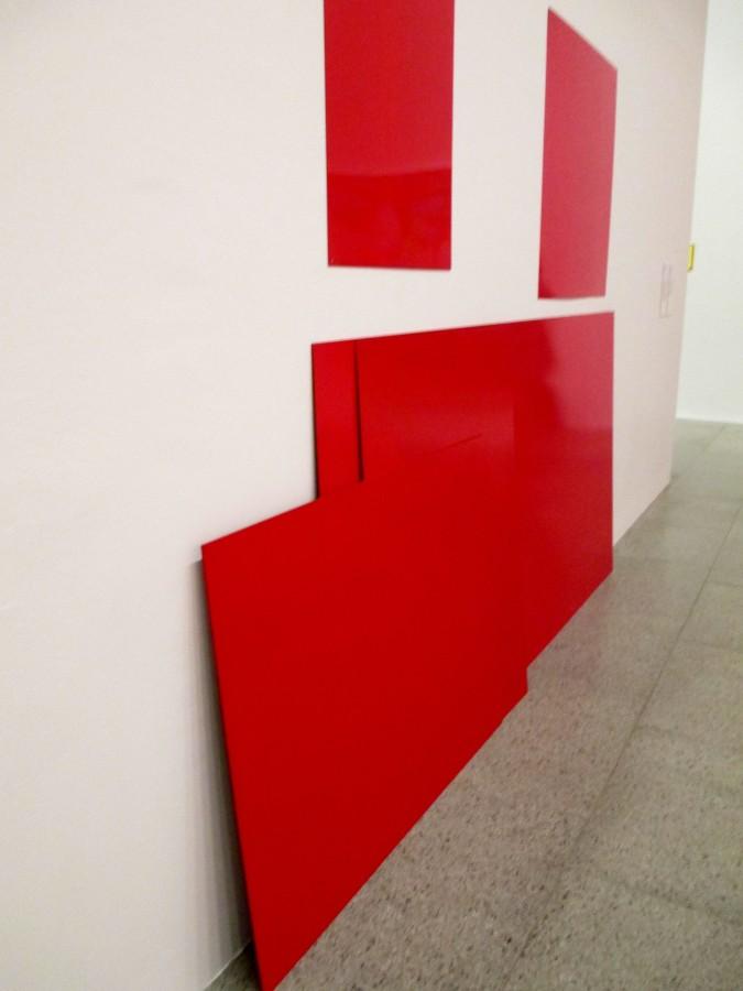 Marco Fusinato, artworks, is it art?