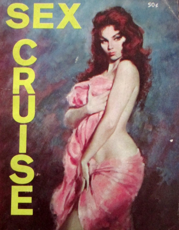 sex cruise cover art, illustrations, is it art?
