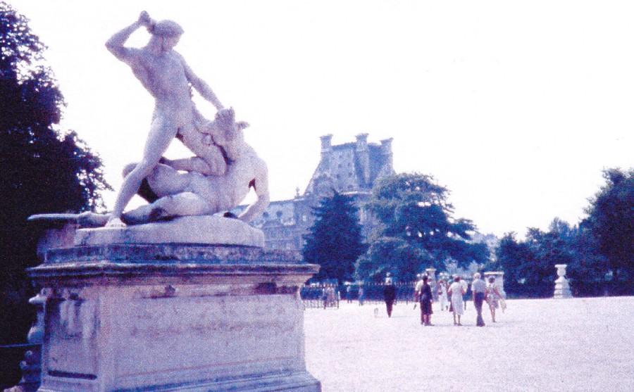 Tuilleries Statue 5