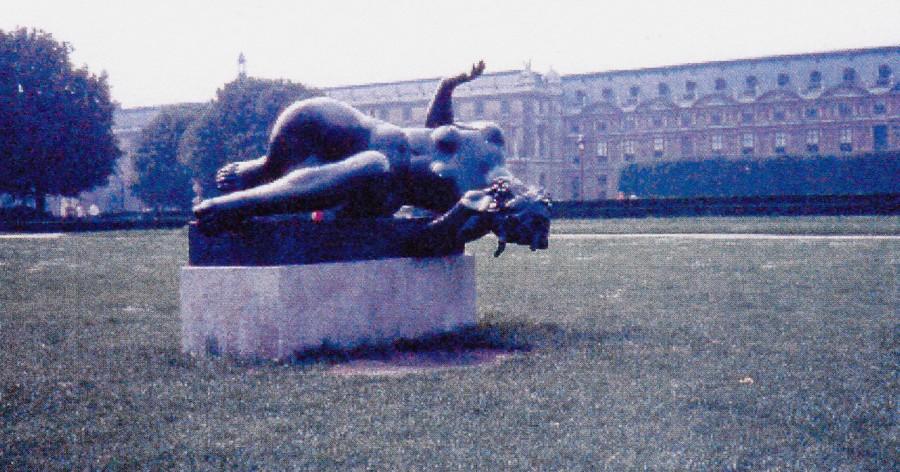 Tuilleries Statue 4