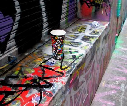 Union Lane slurpee cup