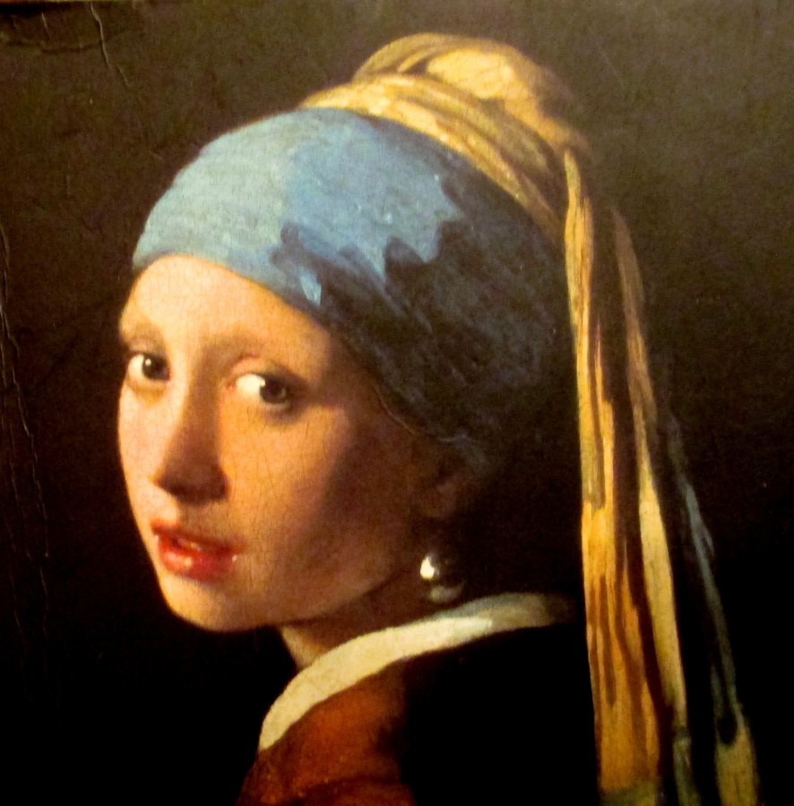 Vermeer, The Girl With the Pearl Earring, art, is it art?