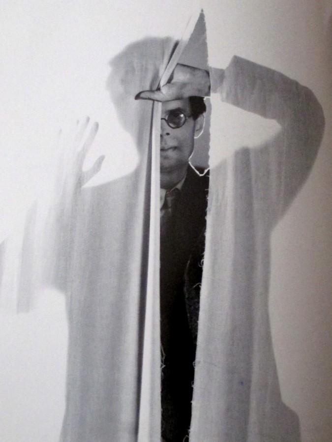 Diane Arbus - Aldous Huxley, Diane Arbus, Aldous Huxley, photograph, photography, Brave New World, is it art?