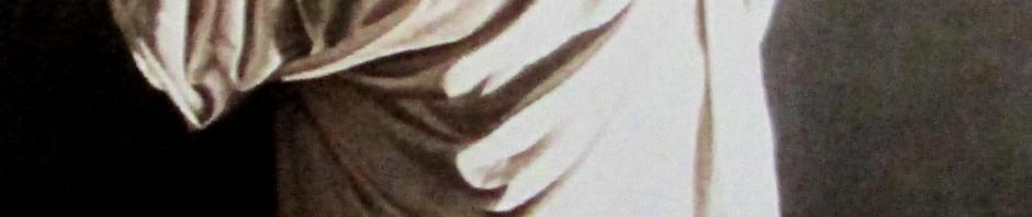Greg Warburton - Self portrait in a Da Vinci t-shirt, art, is it art?