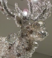 Kowei Nawa, pixcell-red deer, Japanese artists, is it art?