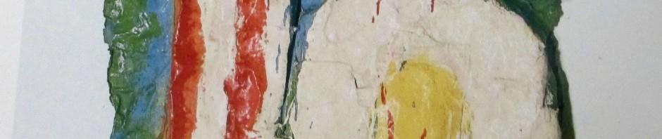 Claes Oldenburg - Bacon and Egg, art, is it art, bacon & eggs,