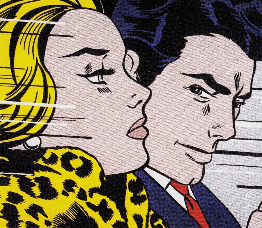 Roy Lichtenstein, pop art, is it art?