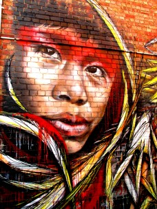Adnate & Shida 2013, street art, street artists, Adnate, Shida, Melbourne, is it art?