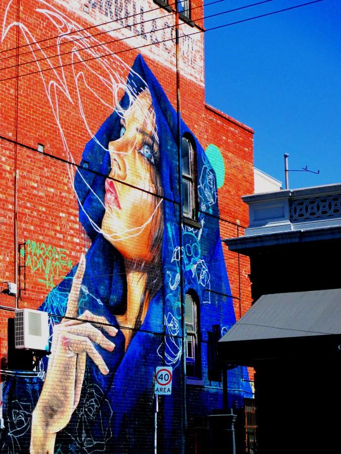 Adnate   Twoone   Fitzroy, Adnate, Twoone, Fitzroy, Melbourne, street art, street artists, murals, is it art?