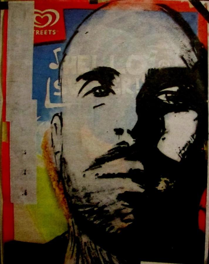 CDH - Kyle Magee, street art, street artists, CDH, stencil art, Melbourne, Is it ar?