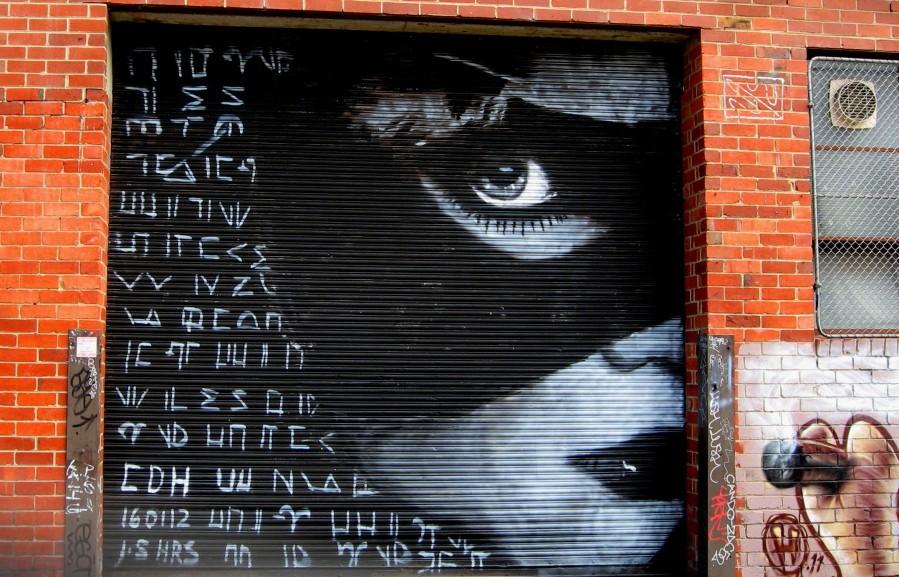 CDH Wangaratta Street Richmond, CDH Wangaratta Street Richmond, street art, street artist, Melbourne, Richmond, CDH, Is it art,