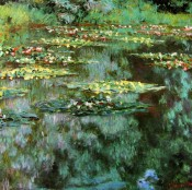Claude Monet | Lily Pond