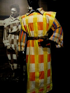 Percy Grainger towelling suit, Percy Grainger, Grainger Museum, Is it art?
